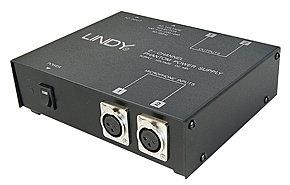 Phantomspeisung, 2 Port, 48V Stromversorgung für zwei Kondensatormikrophone