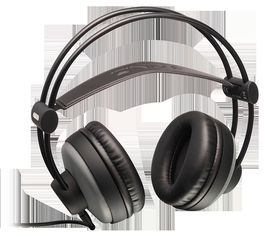 Ohrumschlie�ender HiFi Kopfh�rer HF-40 mit guter Ger�uschisolation