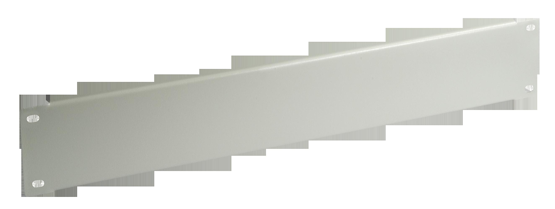Blindplatte 2HE f�r LINDY 19 Standschr�nke und Wandgeh�use