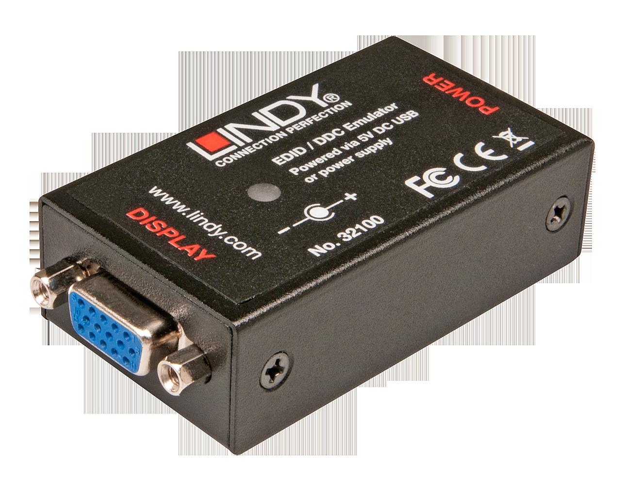 EDID/DDC Emulator Programmiergerät für VGA/DVI-Emulatoradapter