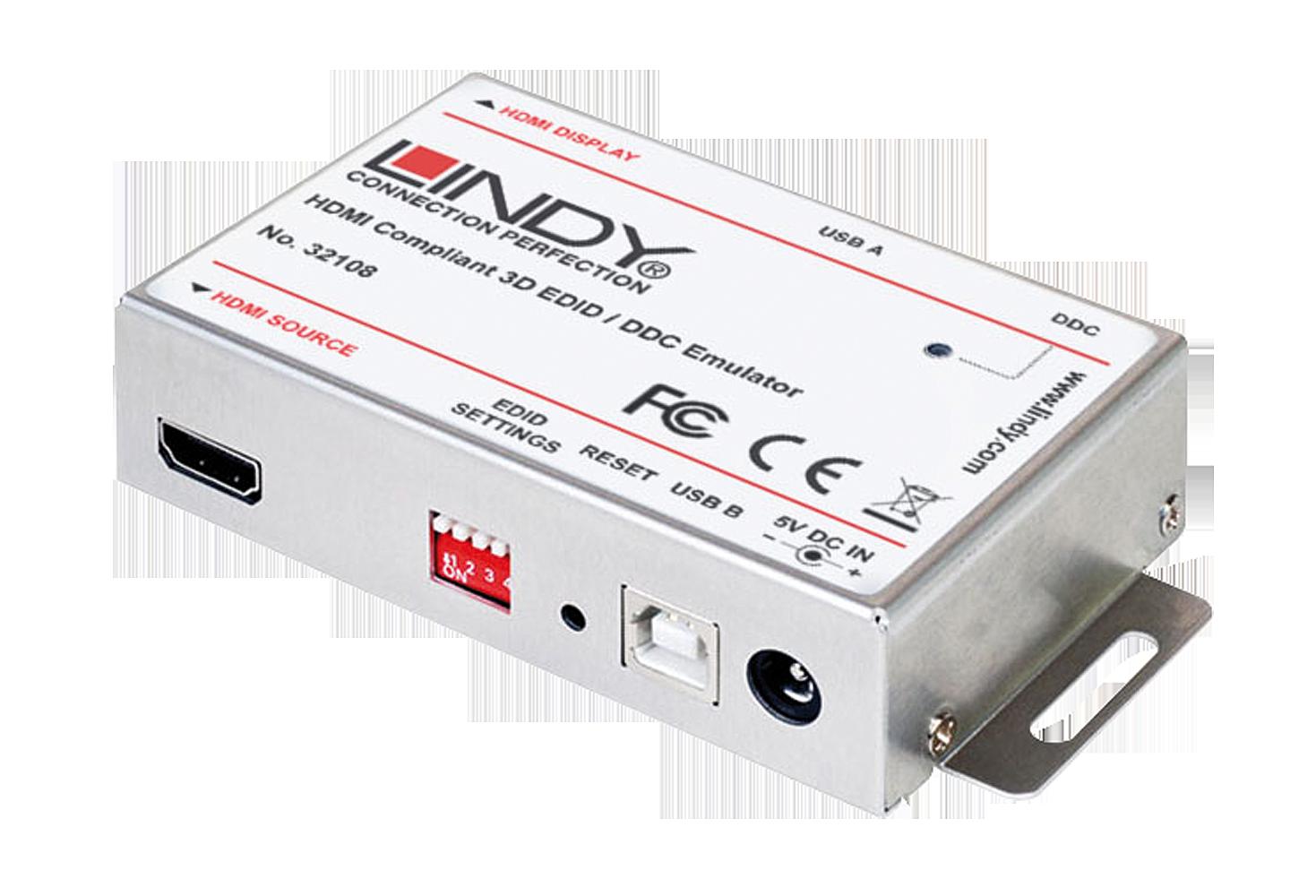 EDID/DDC Emulator für HDMI Anschlüsse