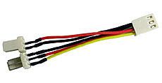 Adapter für CPU Lüfter, 2 an 1