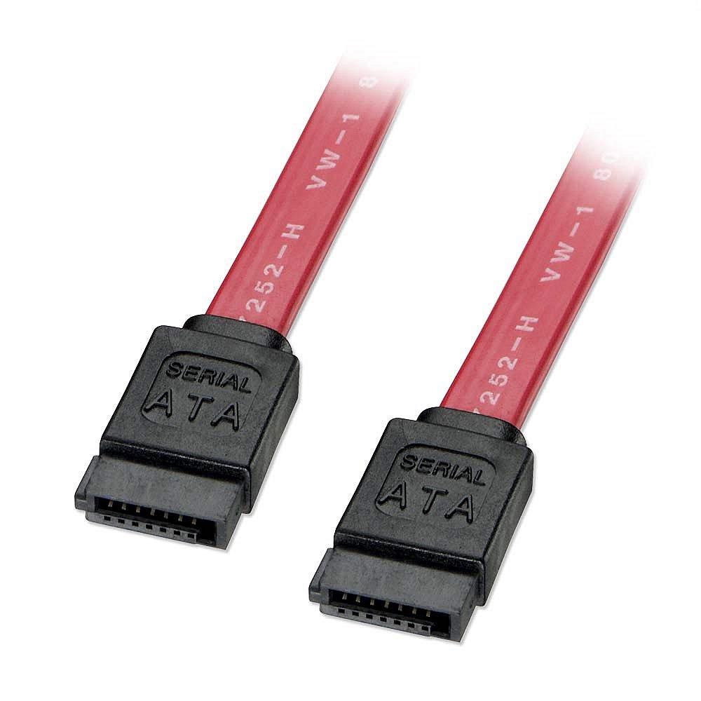 Internes SATA-Kabel rot 0,5m