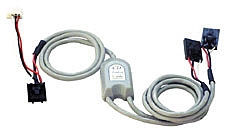 Dual Audio Kabel, intern, Mixerkabel f�r 2 Laufwerke