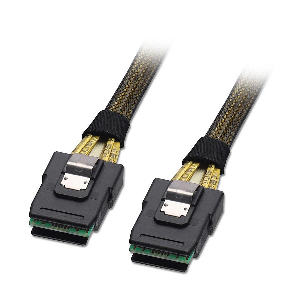 Internes SATA & SAS Kabel SFF-8087 an SFF-8087, 1m