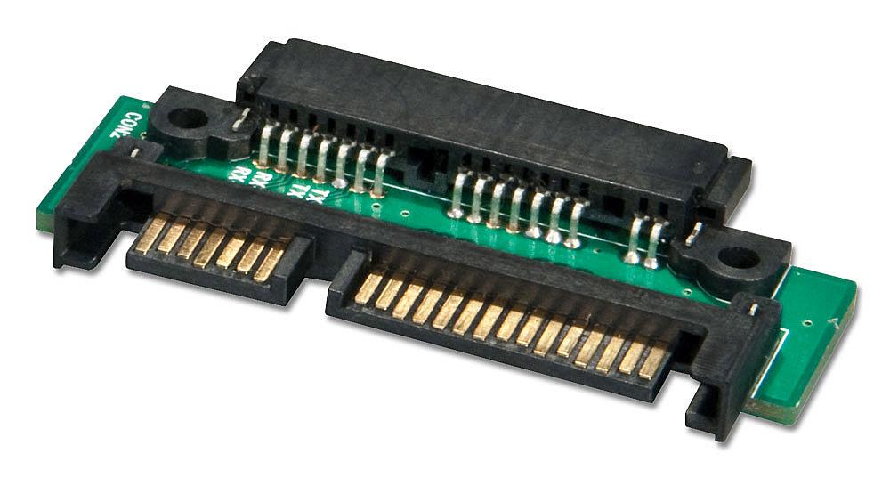 Micro SATA an SATA Adapter für Micro SATA Device