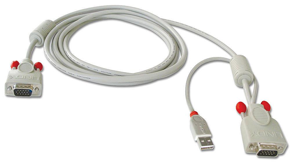 KVM-Systemkabel USB 2m für KVM Switches der U-Serie