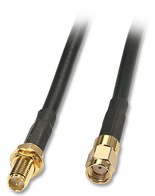WLAN Antennenverlängerungskabel (SMA-RP), 3m, Low Attenuation