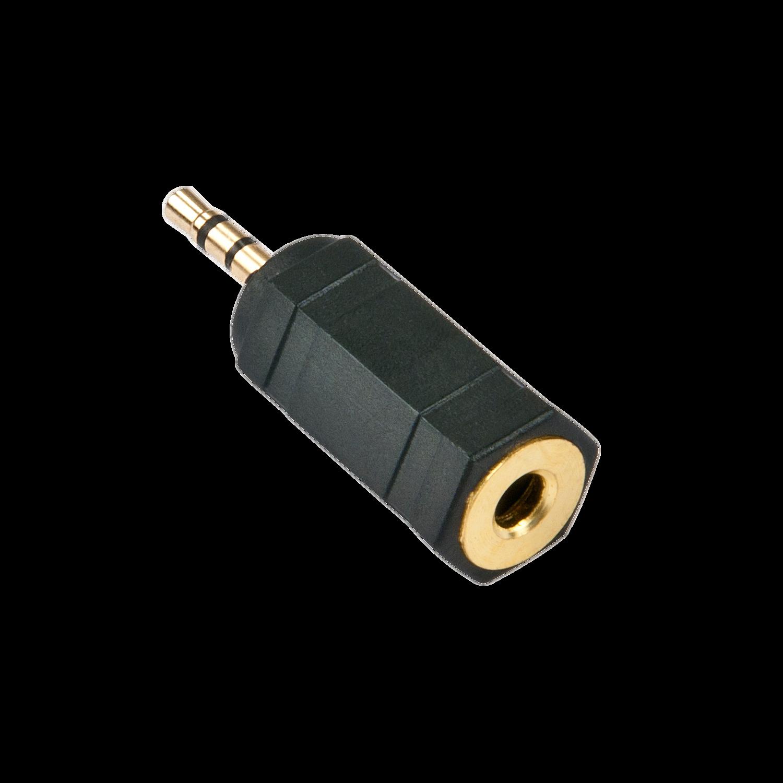 Stereo Audio-Adapter, 2.5mm Klinkenstecker an 3.5mm Klinkenbuchse