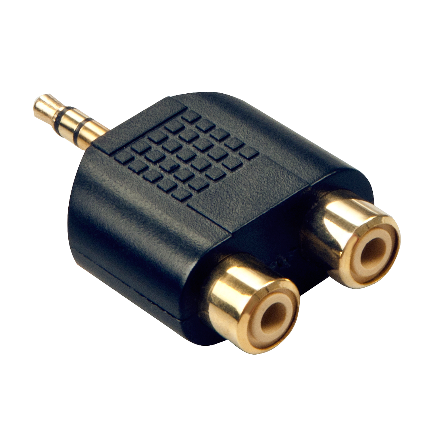 Stereo Audio-Adapter, 2x RCA Buchse an 3.5mm Klinkenstecker