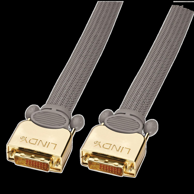 GOLD DVI-D Dual Link SLD 15m