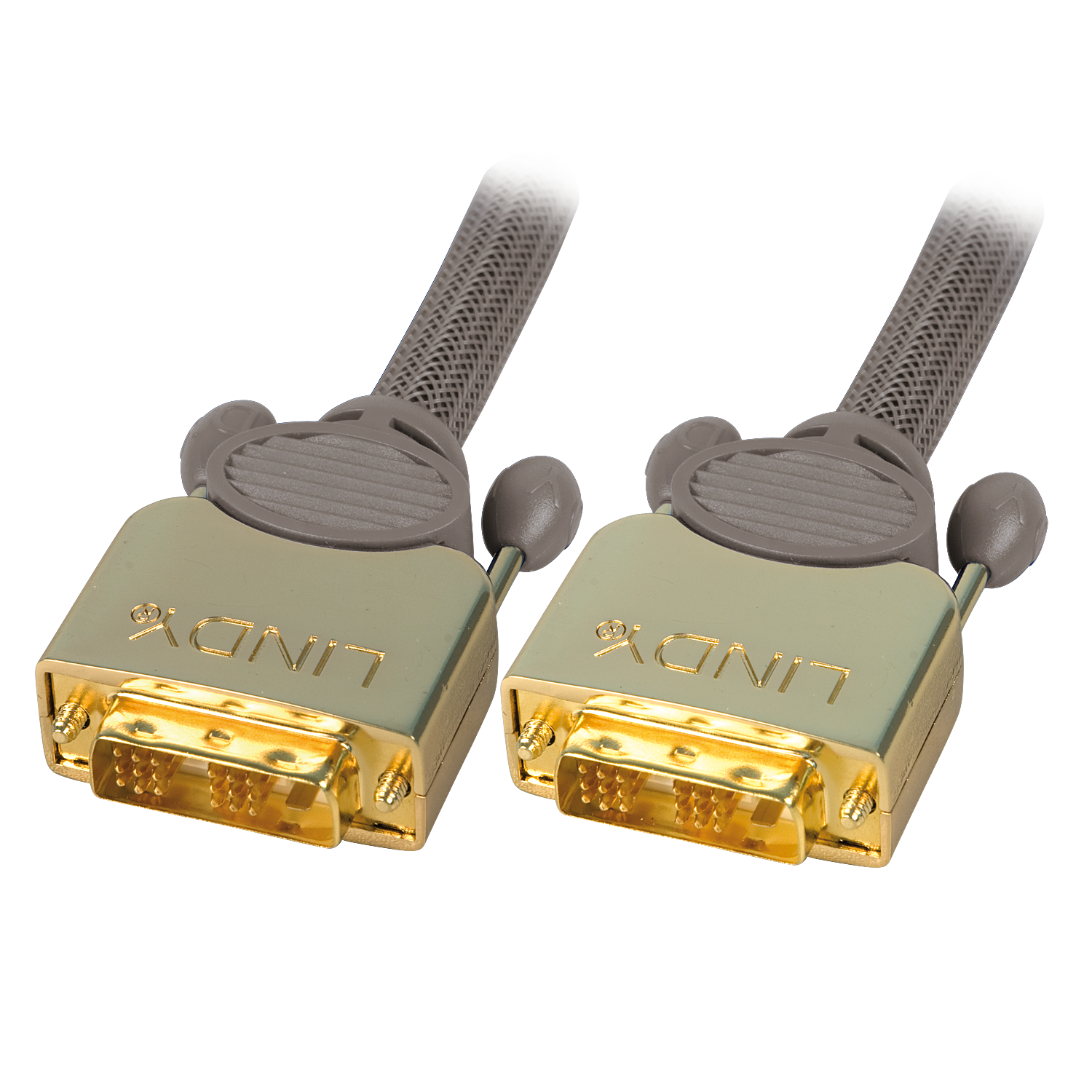 GOLD DVI-D SLD Single Link 15m