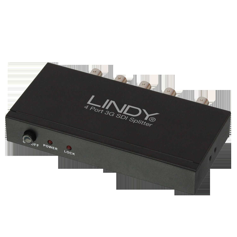 3G SDI Splitter 4 Port (1:4)