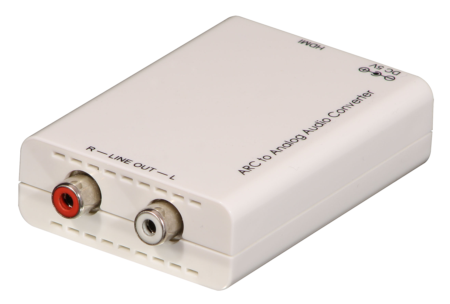 HDMI ARC Audio Converter Analog Stereo RCA