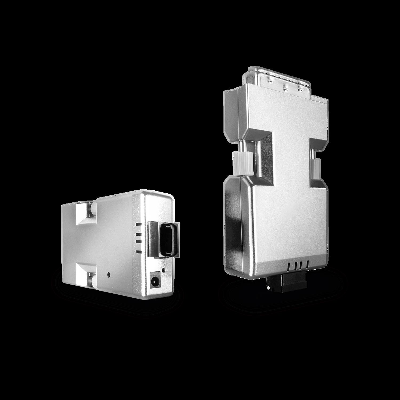 DVI-D Dual Link Extender Fiber / MPO 500m