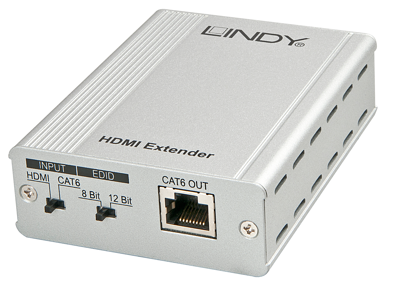 HDMI Cat.6 Extender System Classic: 1 Port Repeater 40m