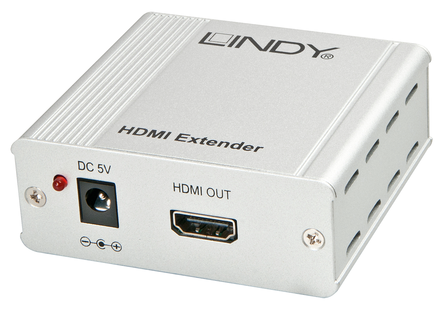 HDMI Cat.6 Extender System Classic: 1 Port Receiver 40m