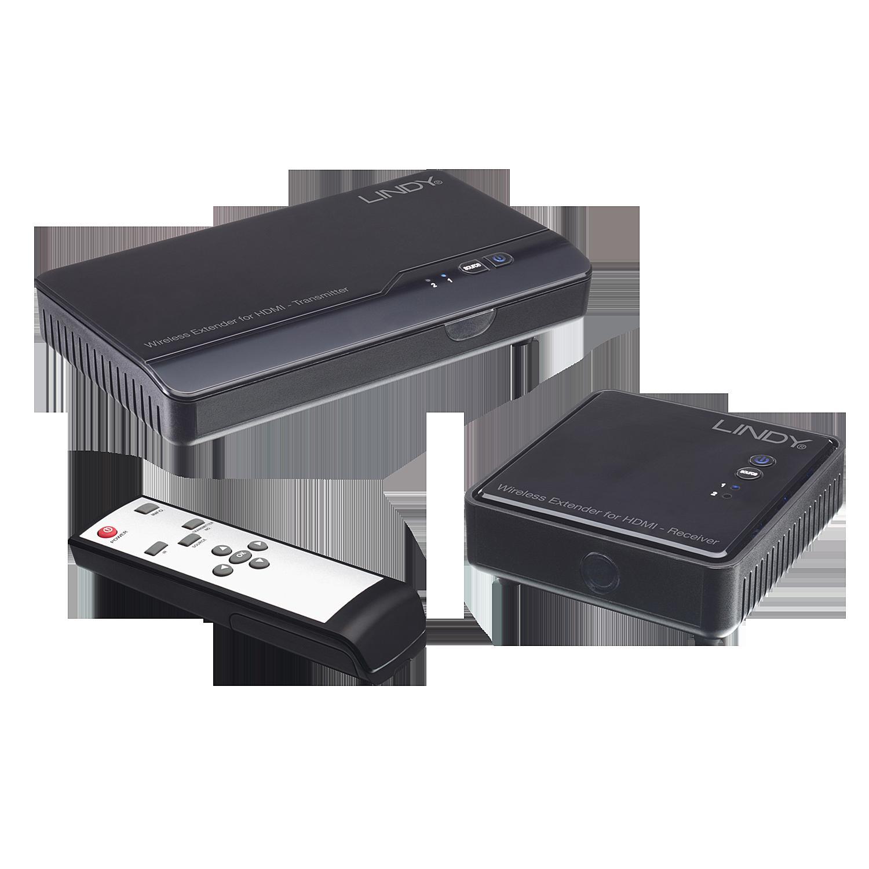 WHDI Wireless Extender für HDMI 1080p