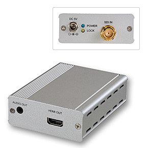 SDI auf HDMI Konverter & Extender