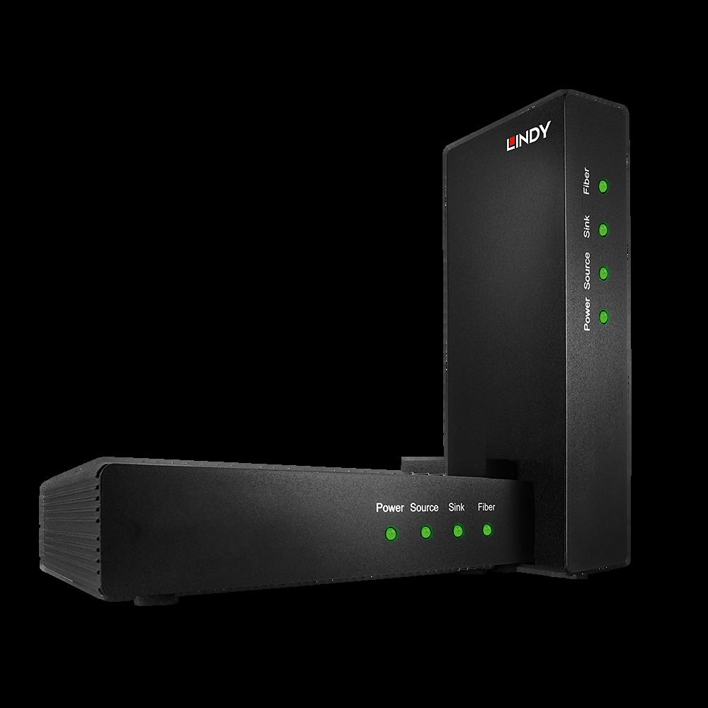 DisplayPort 1.4 Extender Fiber / LWL 200m