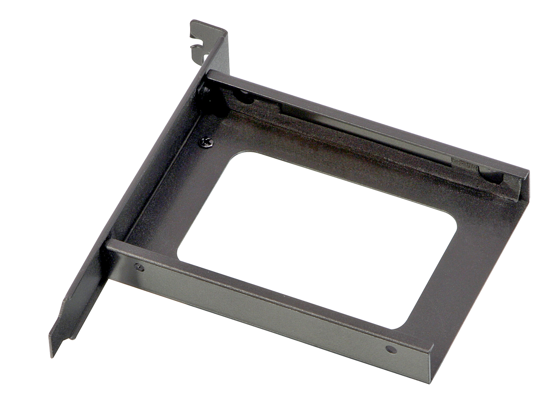 Slotblech-Einbaurahmen für 2,5 HDD/SSD