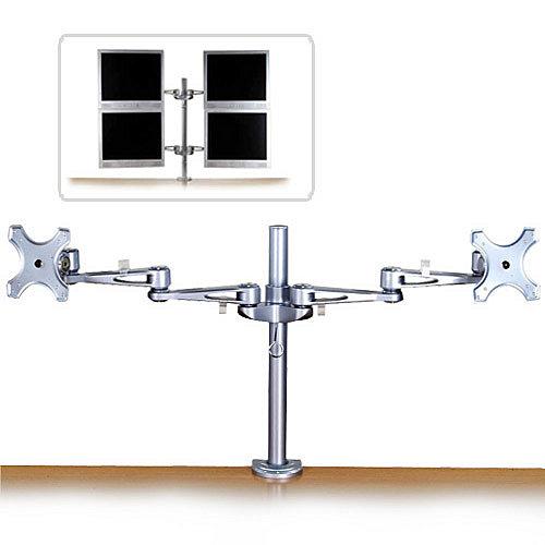 Modularer LCD Dual-Monitorarm