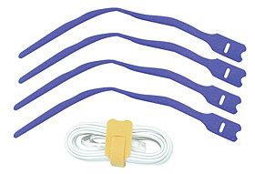 LWL Kabelbinder 30cm, blau