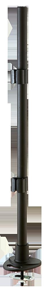 Tischhalterungsmodul 70cm, mit Lochhalter