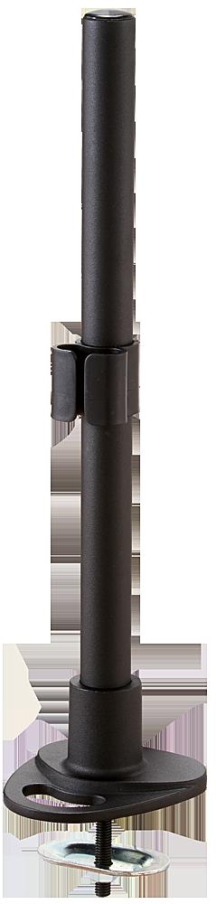 Tischhalterungsmodul 40cm, mit Lochhalter