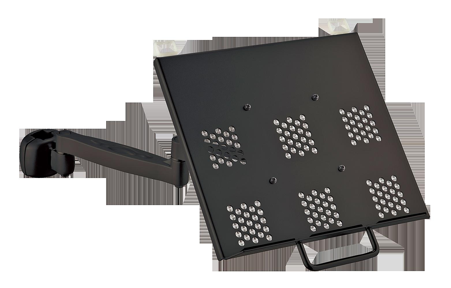 Modularer Notebookhalter, schwarz