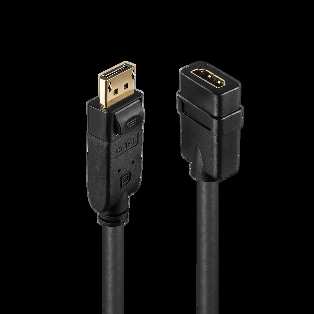 Adapterkabel DisplayPort nach HDMI 1080p