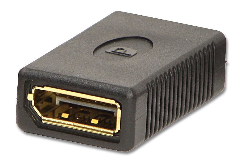 DisplayPort Doppelkupplung Premium