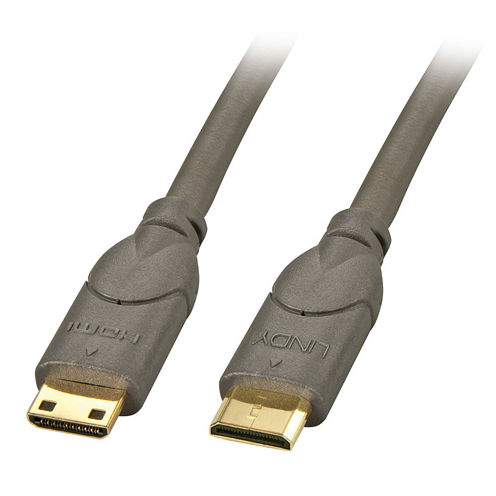 High-Speed-HDMI®-Kabel Premium, Typ C/C, 0,5m