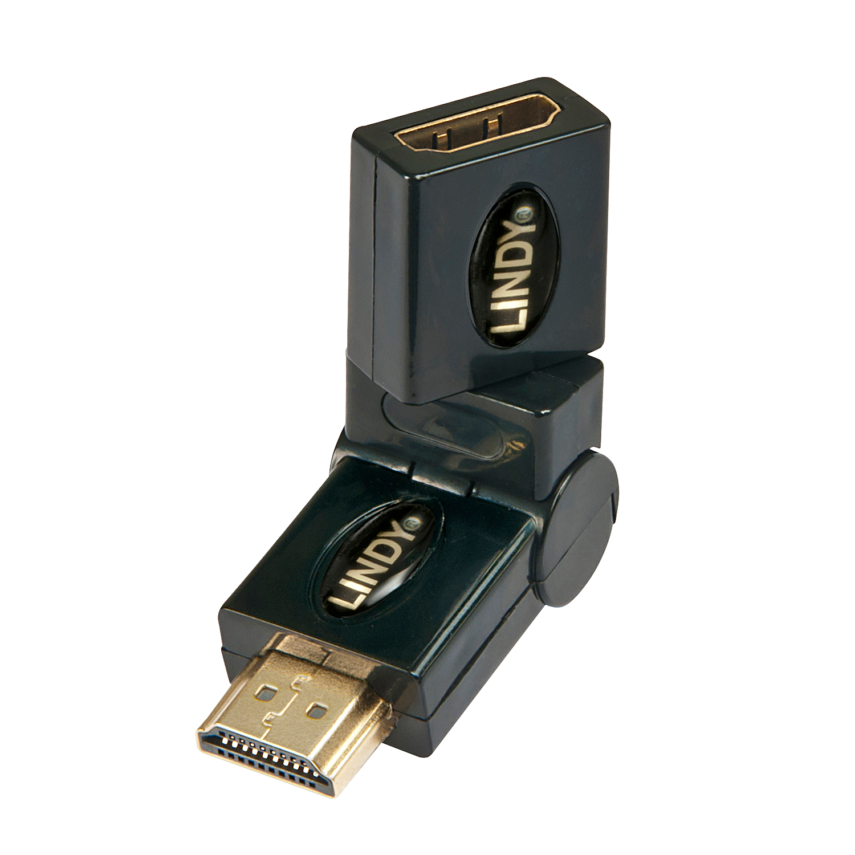 HDMI Adapter flexibel 360 Grad
