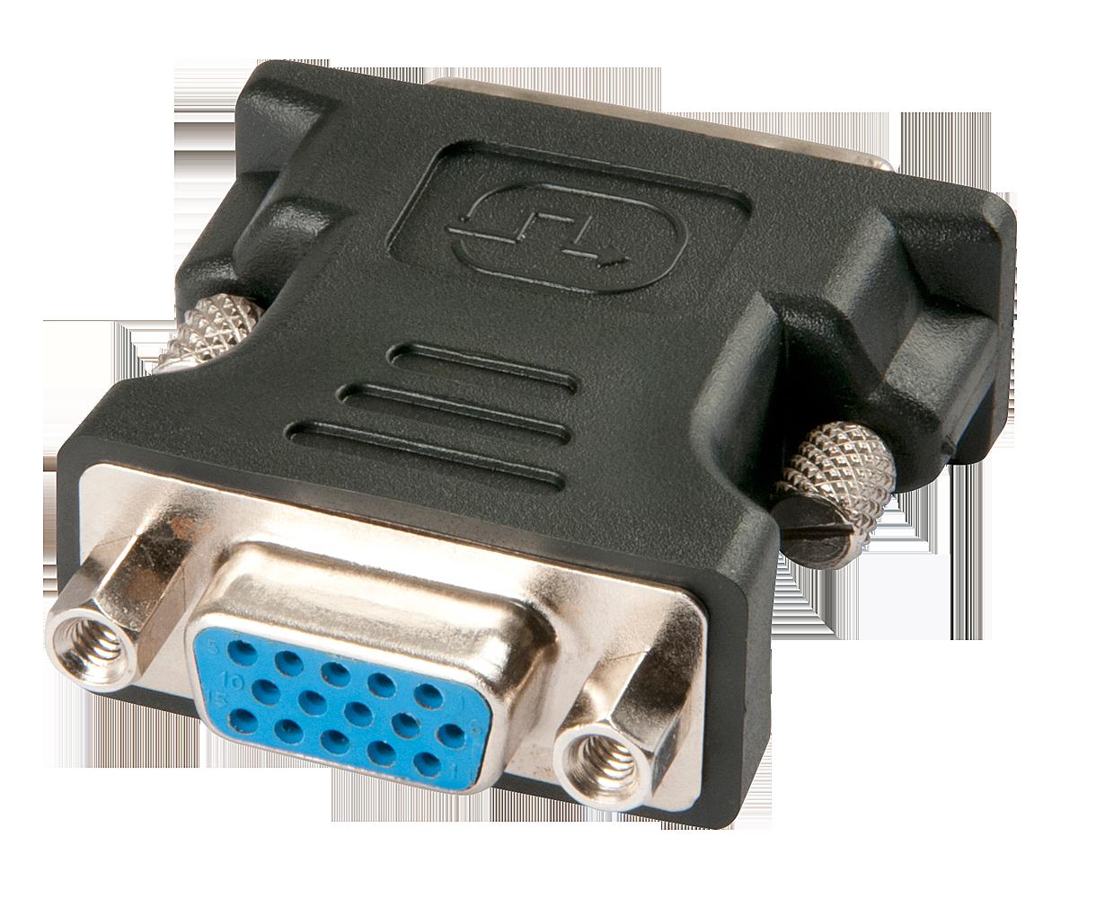 Monitoradapter DVI / VGA