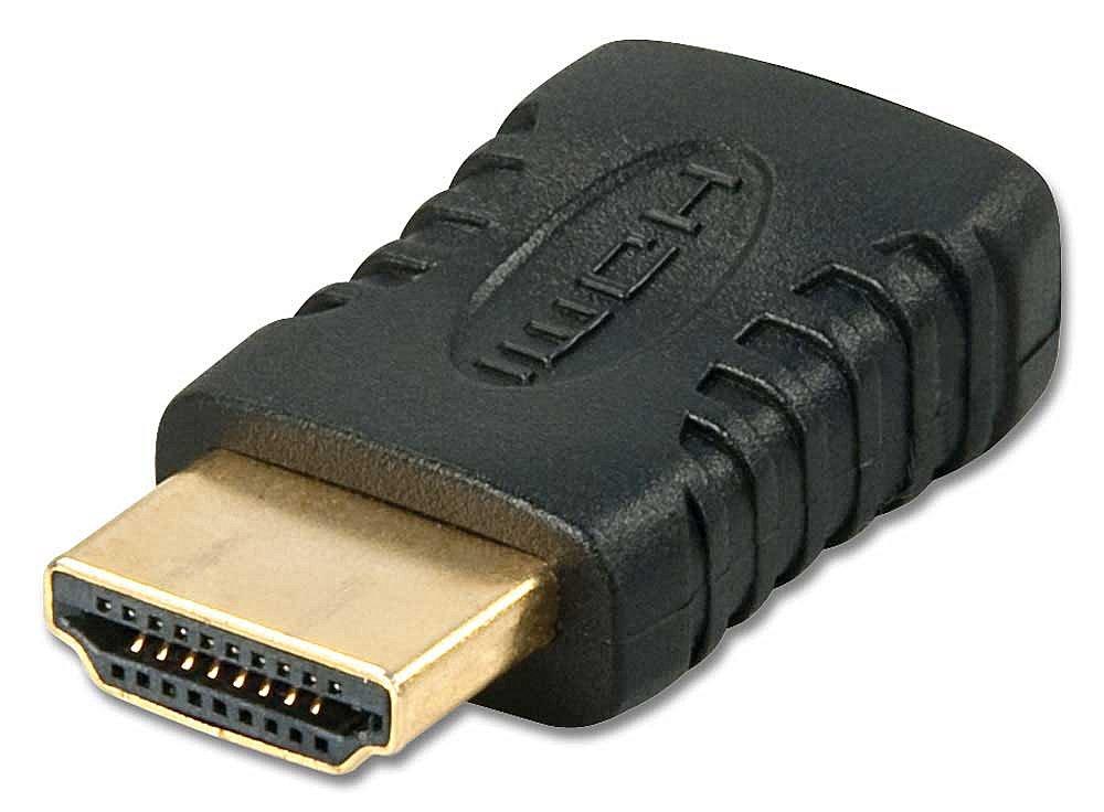 Adapter HDMI (Stecker) an HDMI Mini (Kupplung)