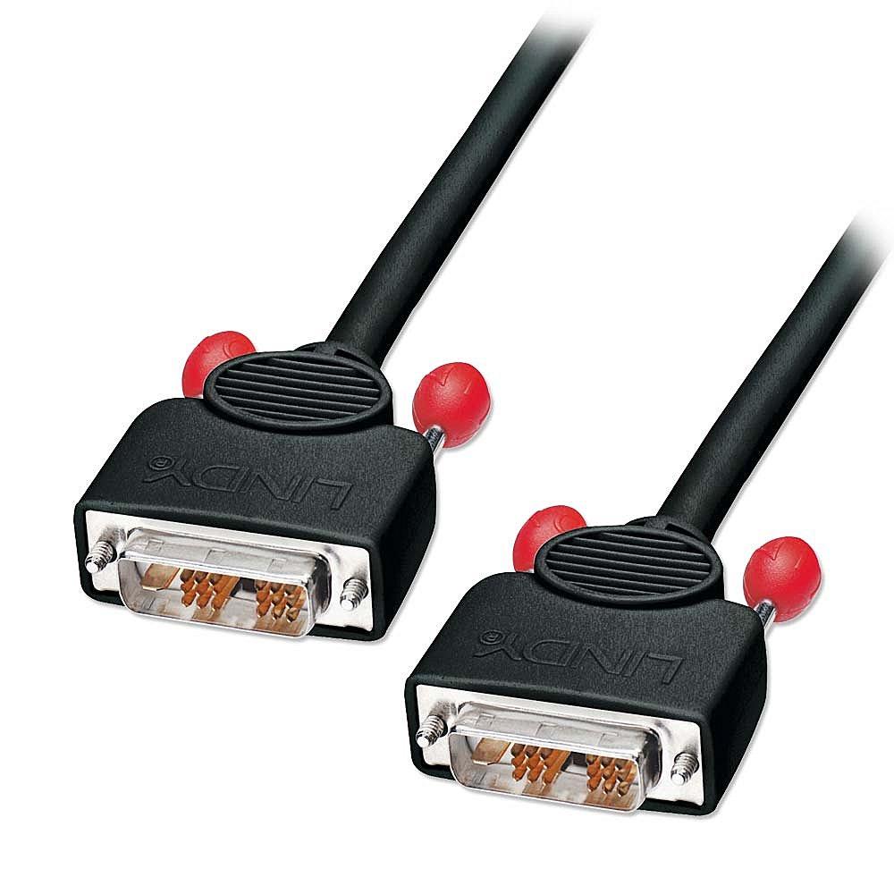 LINDY DVI-D Kabel M/M 5m. Digital Single Link