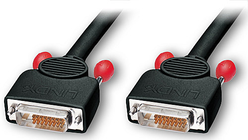 DVI-D Dual Link Long Distance Kabel, 15m