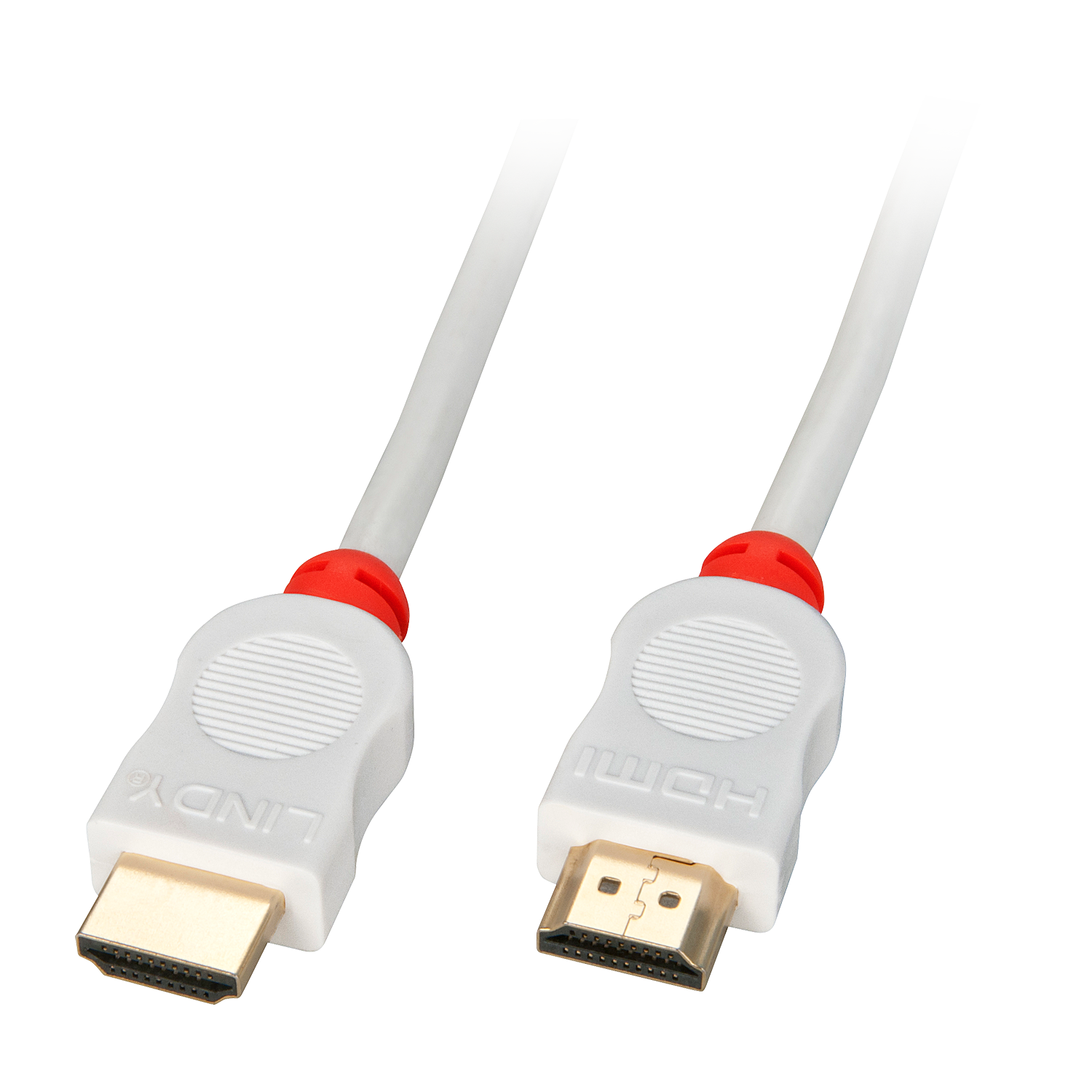 HDMI HighSpeed Kabel weiß 0,5m