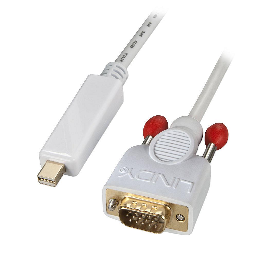 Kabel Mini DisplayPort an VGA, 3m
