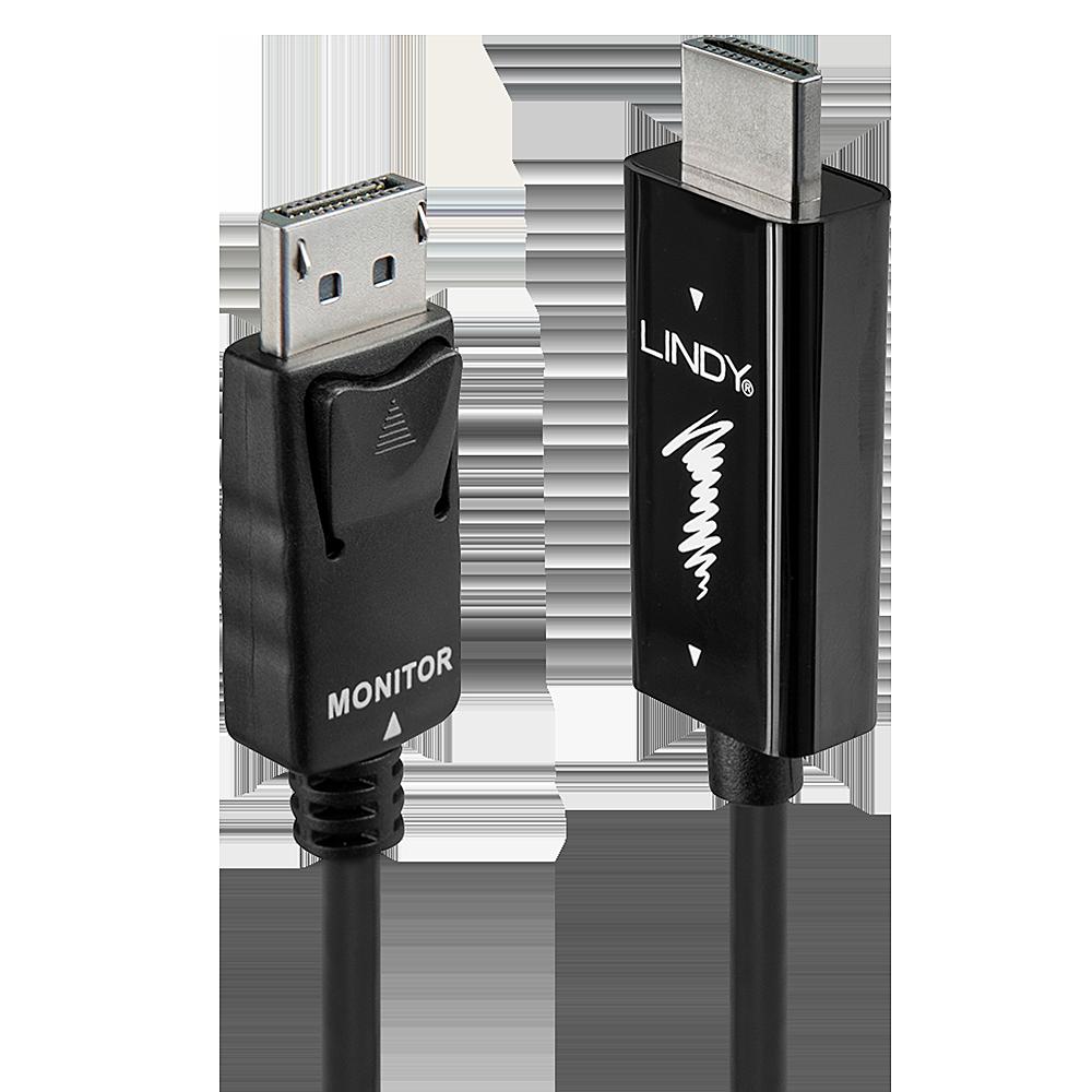 Kabel HDMI an DisplayPort, 2m