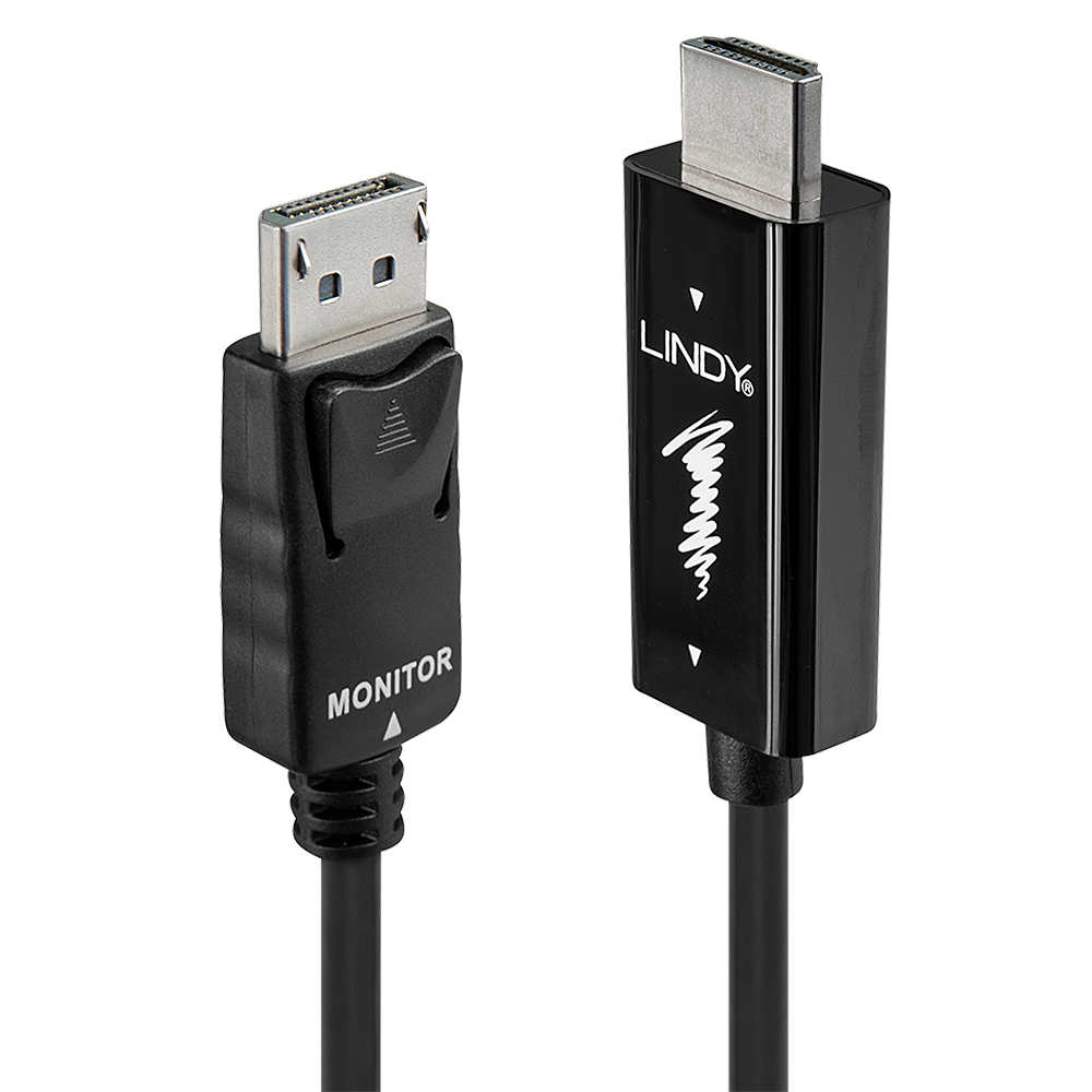 Kabel HDMI an DisplayPort, 3m