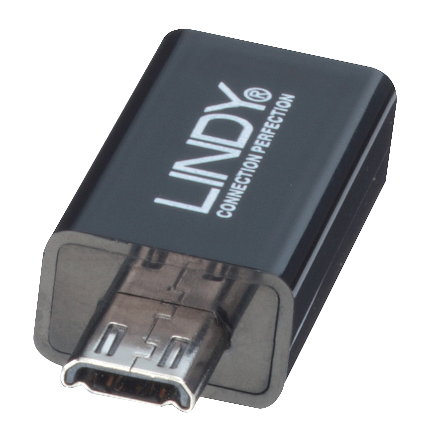 USB Micro-B 5 an 11 pol. Adapter