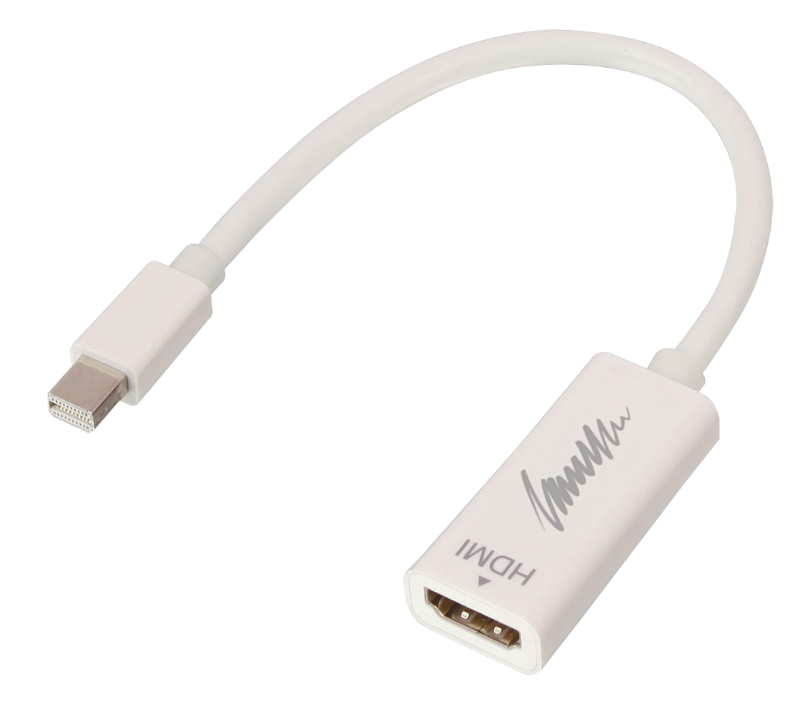 Mini-DisplayPort an HDMI 4K Adapterkabel (passiv)
