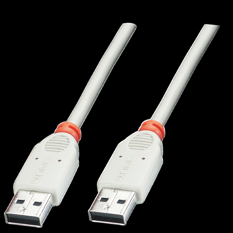 USB 2.0 Kabel Typ A/A 1m