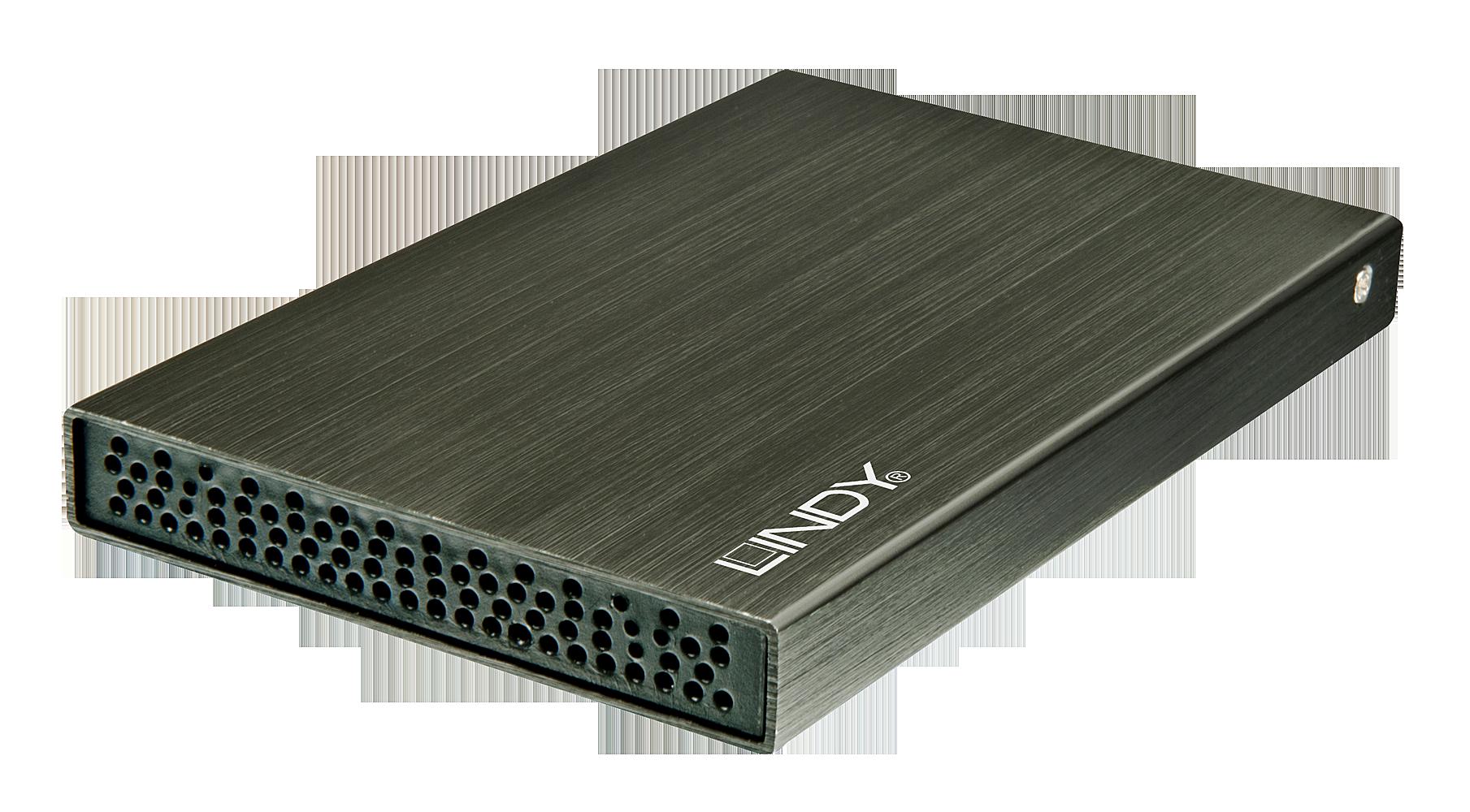 USB 2.0 SATA Gehäuse 2,5 Classic