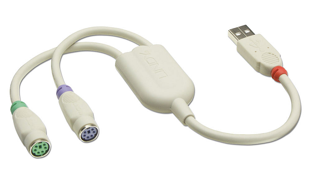 USB-PS/2 Adapter