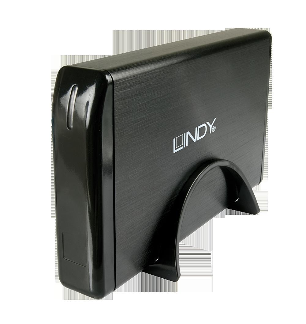 USB 3.0 & eSATA Gehäuse 3,5 (SATA 6Gbit/s)