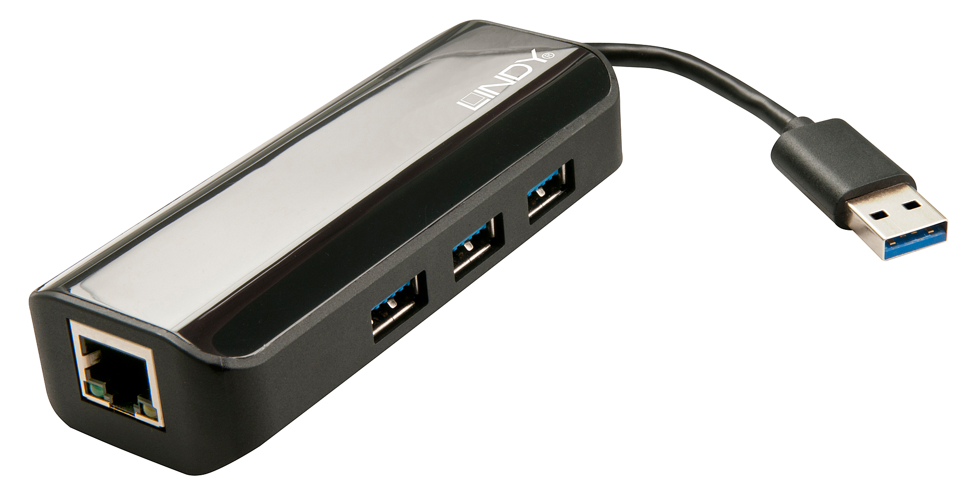 USB 3.0 Hub & Gigabit Ethernet Adapter