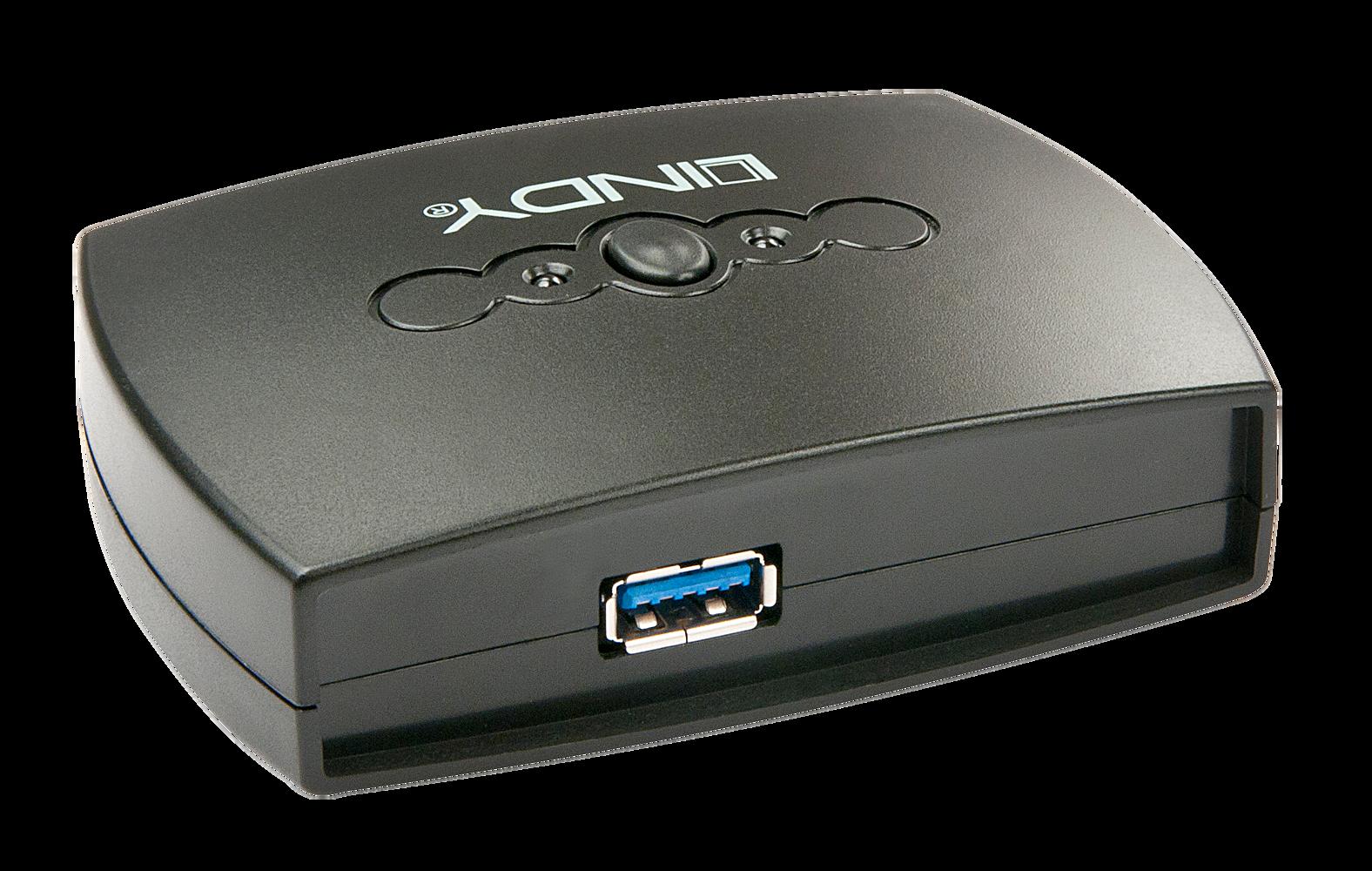 USB 3.0 Switch 2 Port